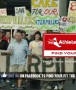 Athletes Foot TVC - check out all our Extras looking great