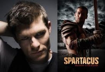 Liam Mcintyre is the new Spartacus