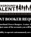 Talent Booker required