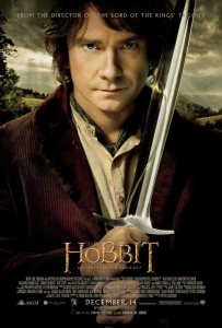 The Movie Poster for the HOBBIT